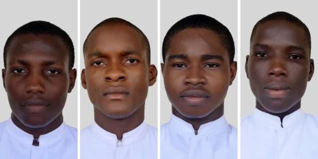 NIGERIAN SEMINARIANS