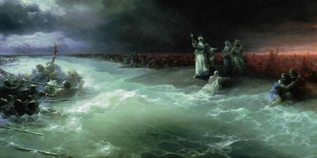 PARTING THE Red Sea