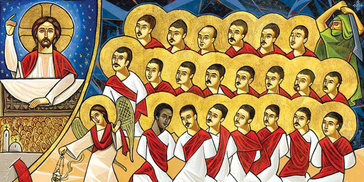 21 HOLY MARTYRS