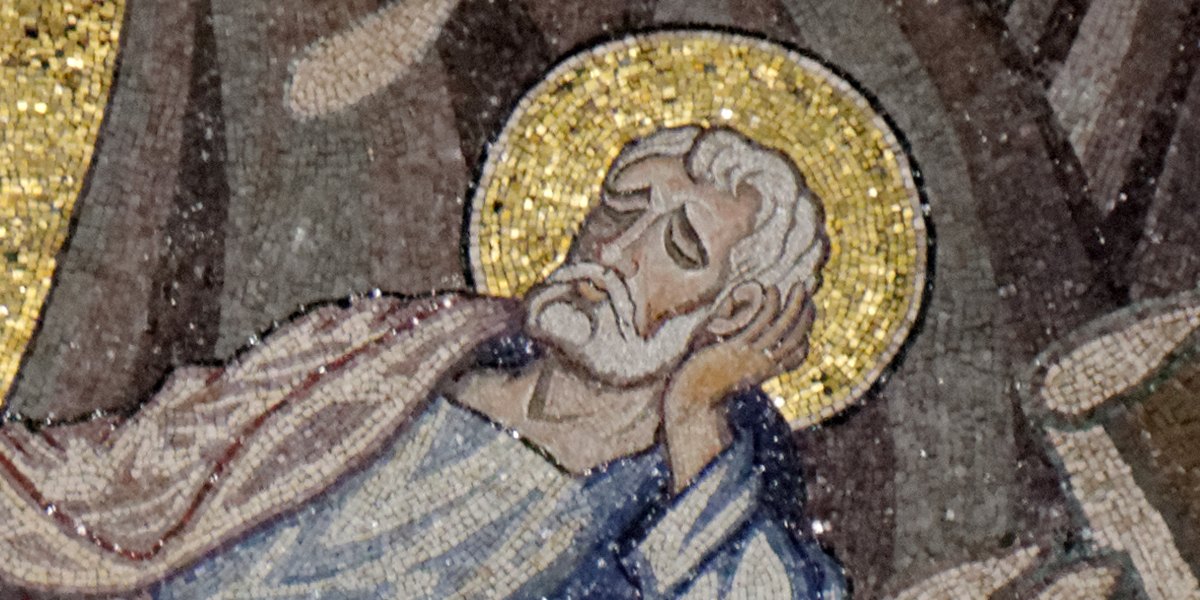 SAINT JOSEPH SLEEPS