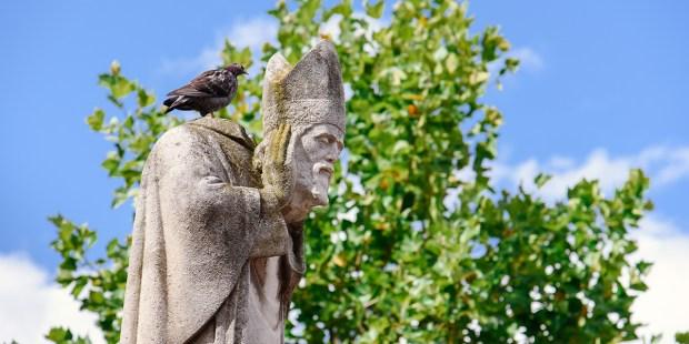 Statue of Saint Denis