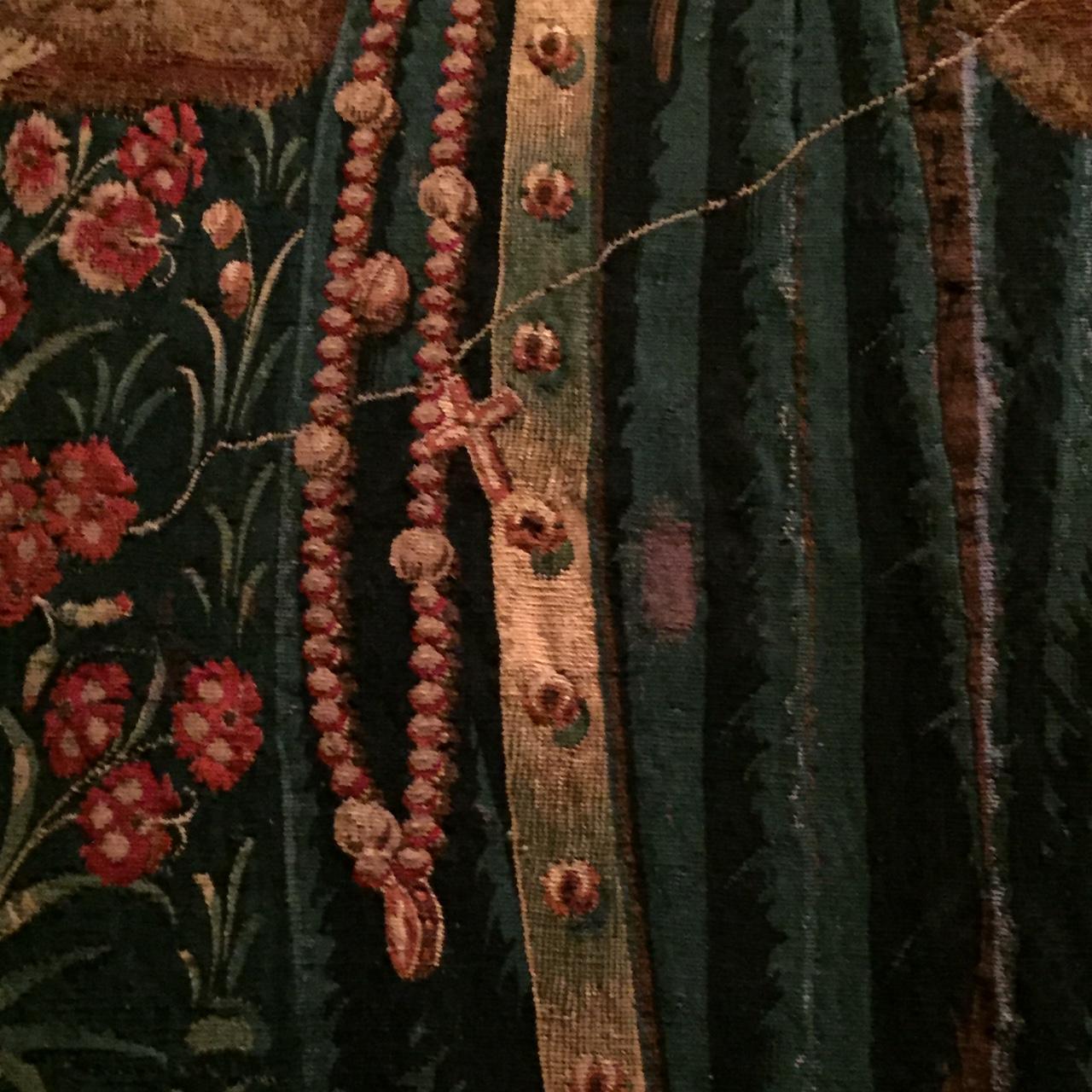 three fates; tapestry