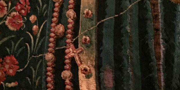 tapestry; three fates