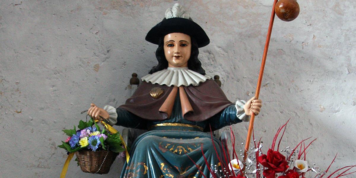 Holy Infant of Atocha