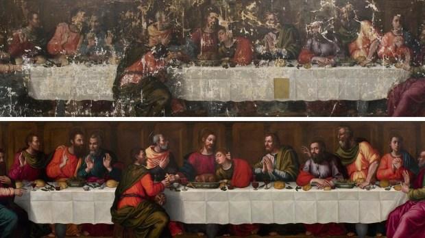 """Nelli's """"Last Supper"""""""