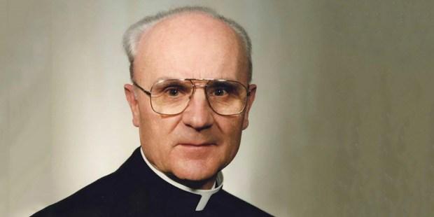 Archbishop Emeritus Stephen Sulyk