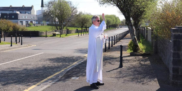 FATHER RICHARD GIBBONS