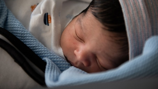 INFANT,CRISIS PREGNANCY,GOOD COUNSEL HOMES