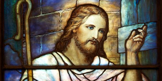 JESUS KNOCKING