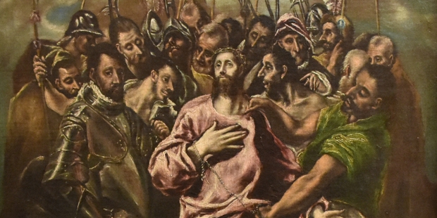 Jesus Christ Stripped of His Garments