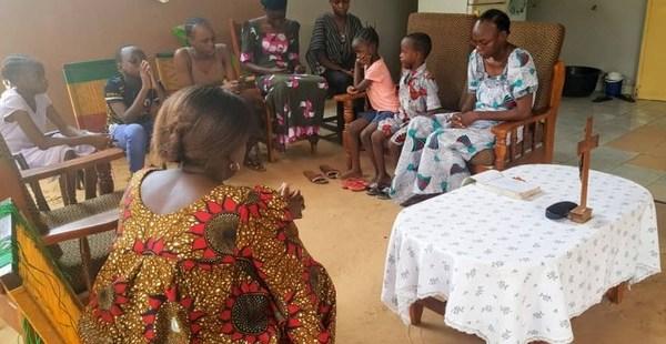NIGER Christians