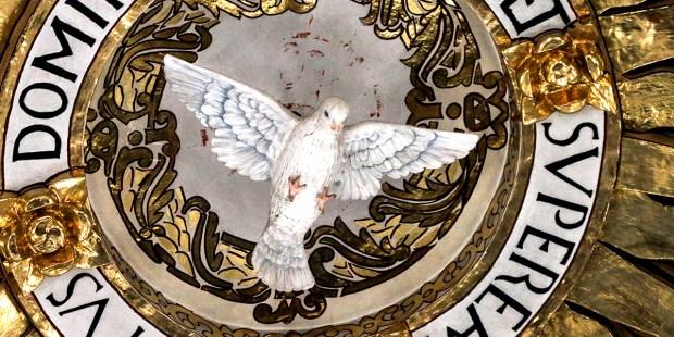 """Pray daily the """"Come, Holy Spirit"""" prayer for strength"""