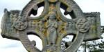 Irish high cross Clonmacnois