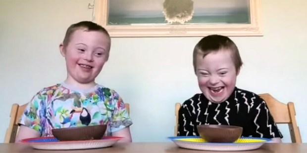 Ollie & Cameron
