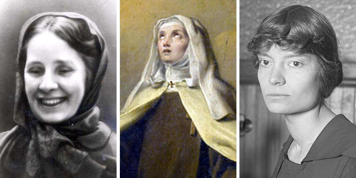 Women patron saint of single Female Patron