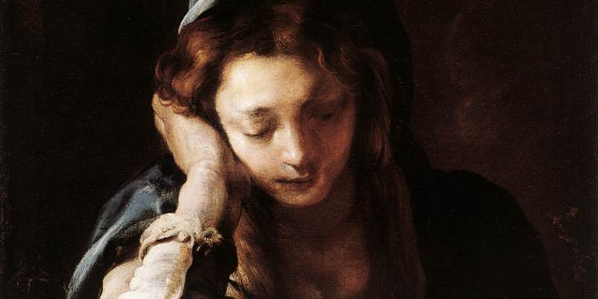The Repentant St. Mary Magdalene