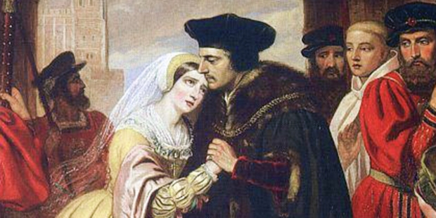 THOMAS MORE AND MARGARET ROPER