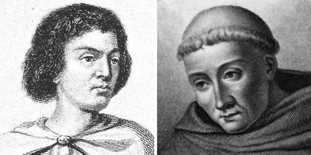 Abelard and St. Bernard