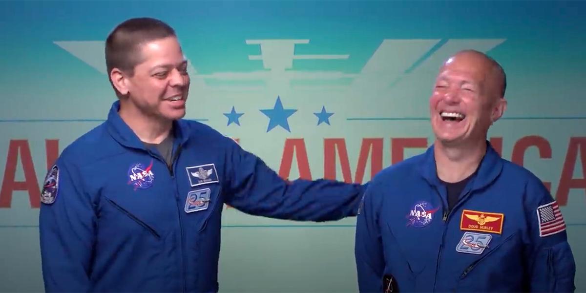 Bob Behnken and Doug Hurley