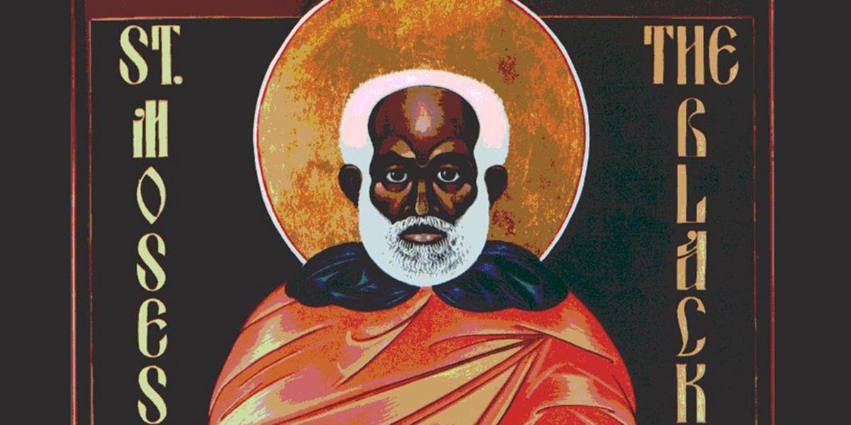 SAINT Moses the Black