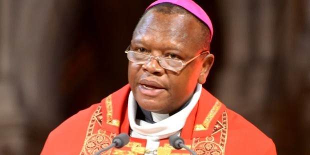 Cardeal Fridolin Ambongo Besungu