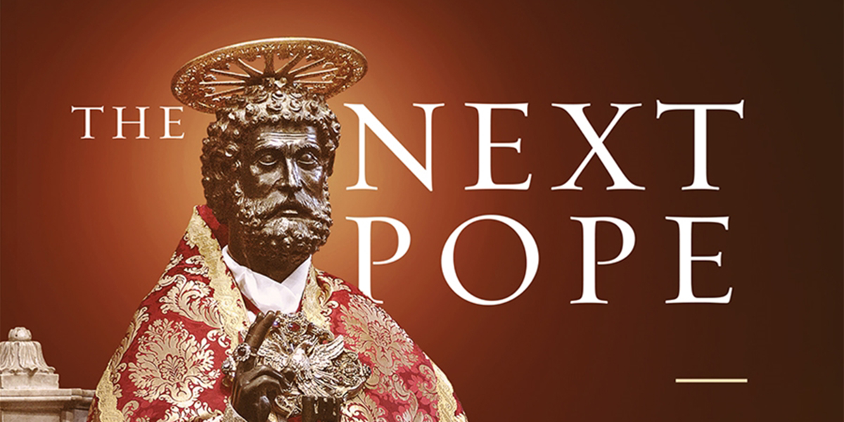 George Weigel's The Next Pope