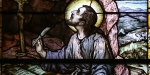 Ignatius in Cave