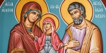 SAINT JOACHIM AND SAINT ANNE