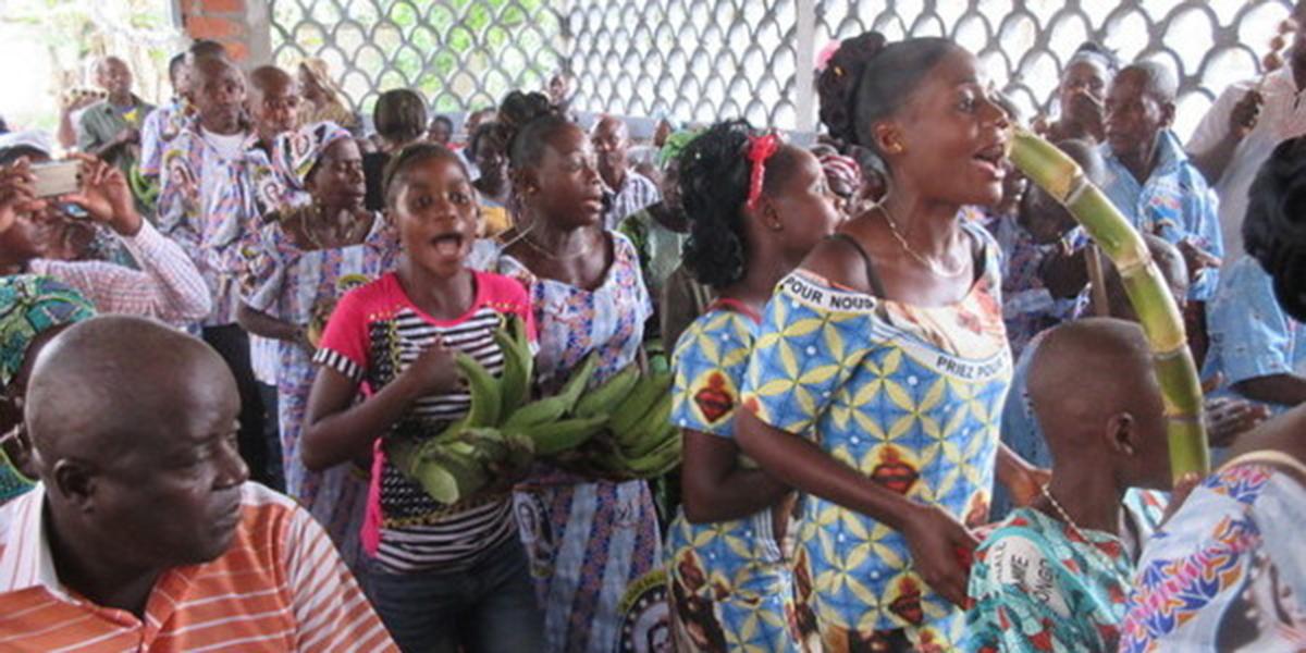 A-Pygmy-Mass-in-Congo-Brazzavile