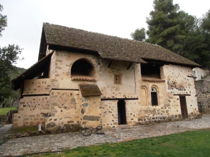 CYPRUS;AGIOS NIKOLAO; ST NICHOLAS OF THE ROOF