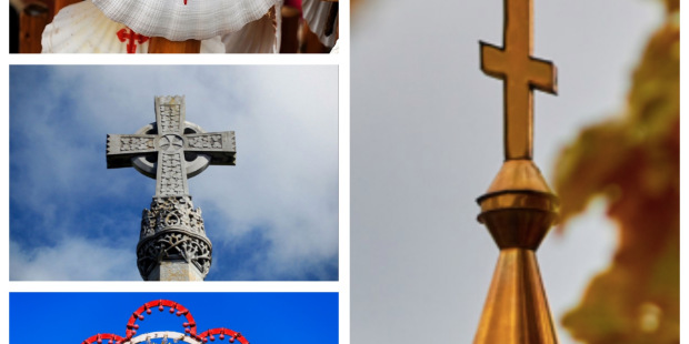 (slideshow) 12 Different kinds of crosses and their meanings