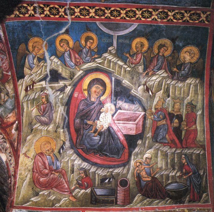 CYPRUS;BIRTH OF CHRIST