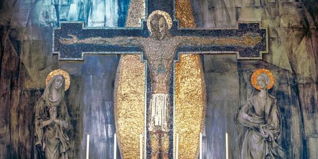 George Mayer-Marton's The Crucifixion