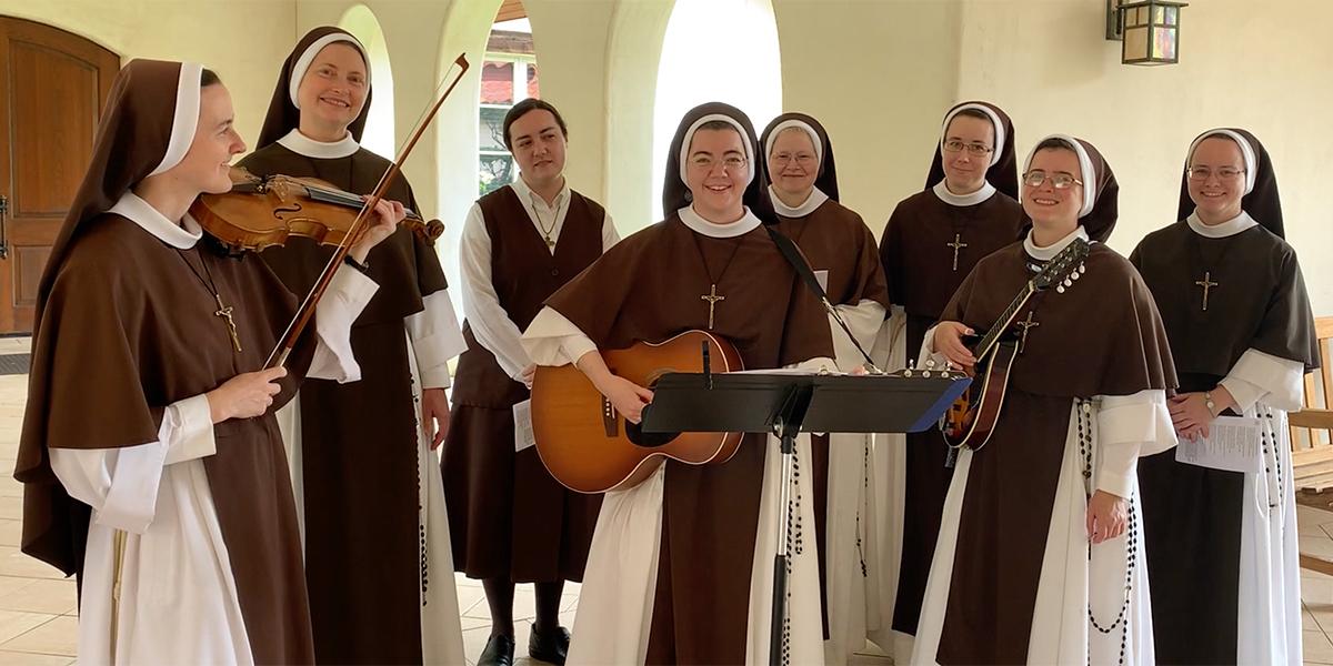 I'll Fly Away - The Sister Servants