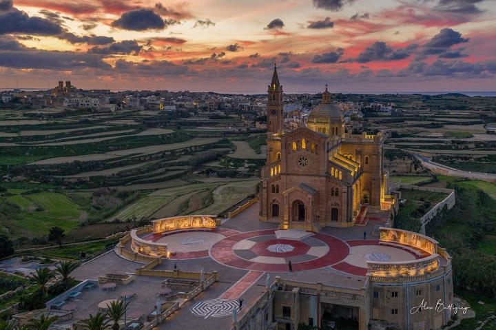 Our Lady of Ta' Pinu National Shrine, Gozo