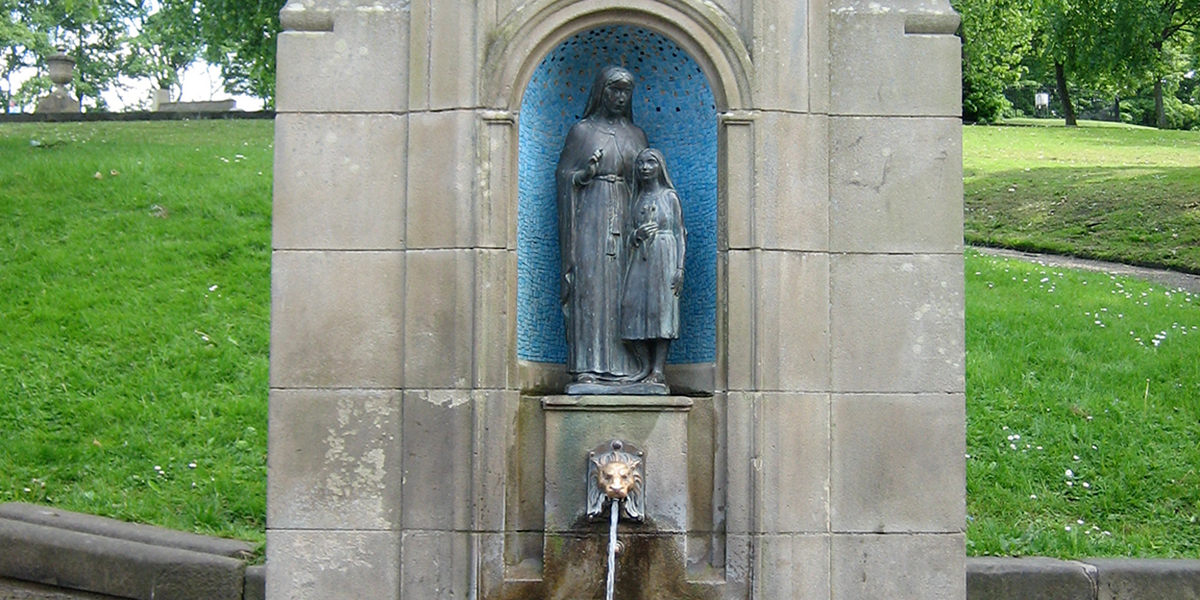 ST. ANN'S HOLY WELL