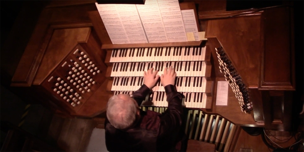 Marco Enrico Bossi - Scherzo in G Minor