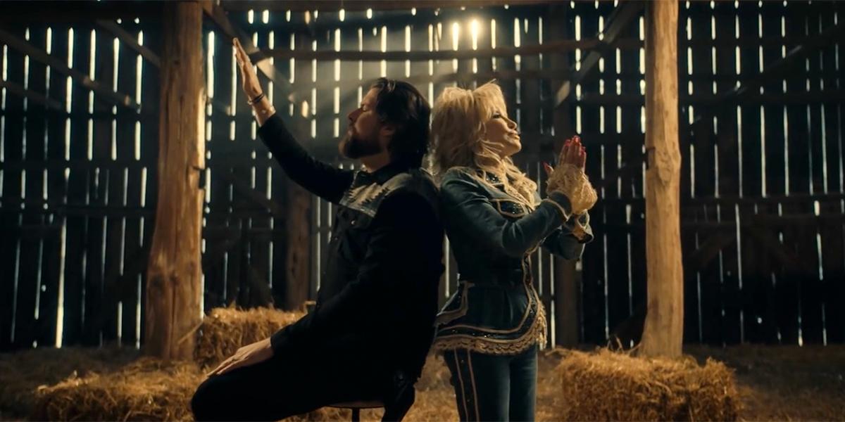 Zach Williams, Dolly Parton - There Was Jesus