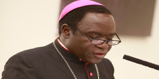 NIGERIA; BISHOP KUKAH