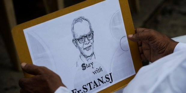 Le prêtre jésuite Stan Swamy