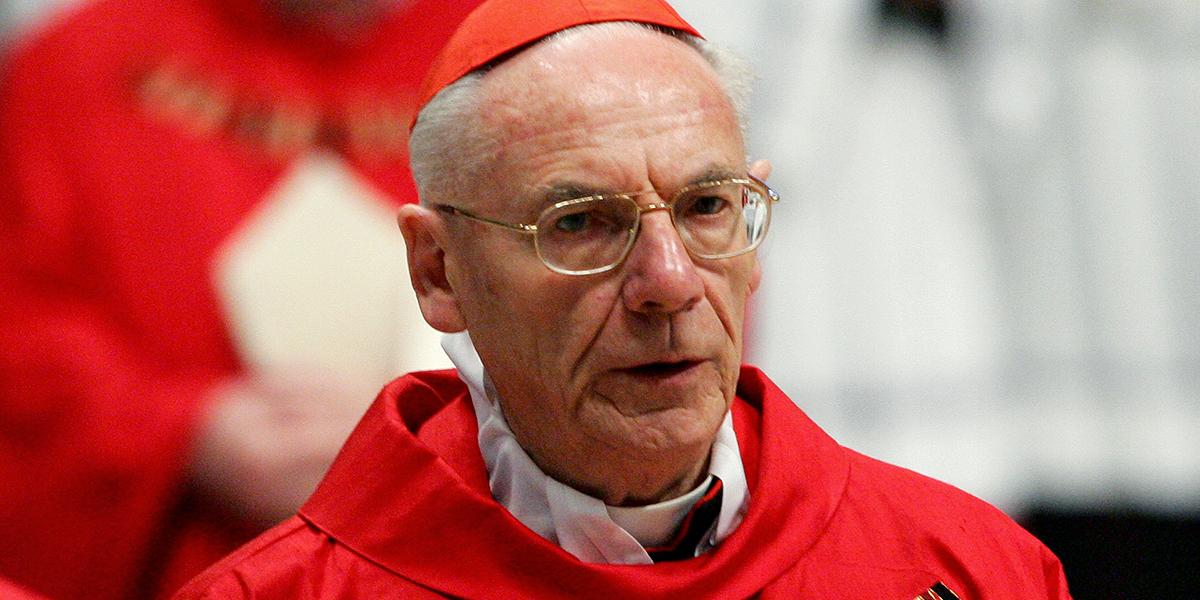 Cardinal Poupard