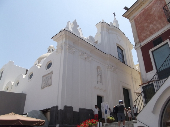 CATHEDRAL OF SANTO STEFANO