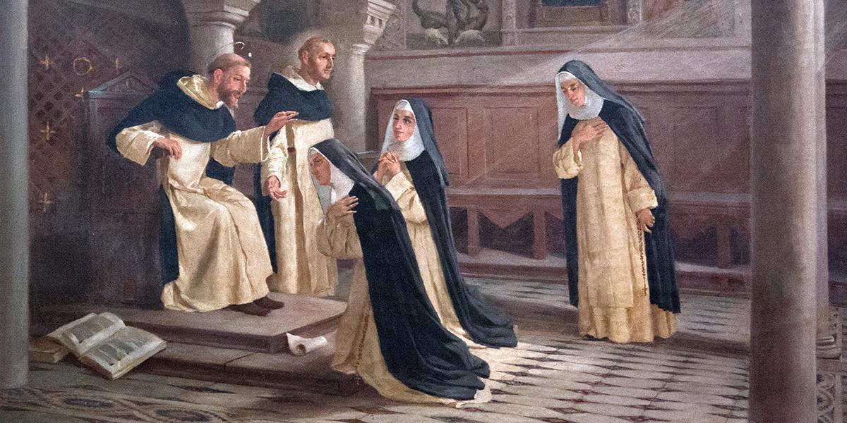 Dominican Nuns