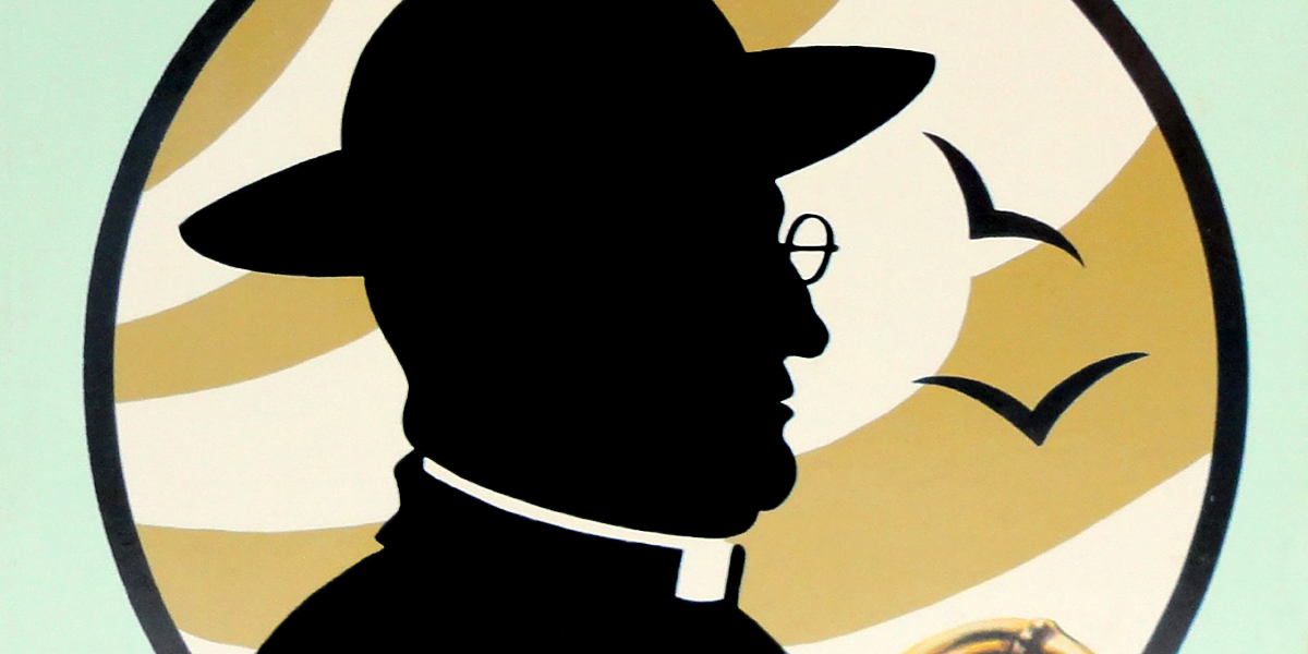 father brown BOOK COVER