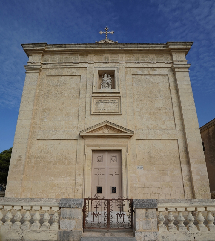 Malta under the Gaze of Mary