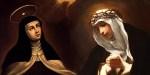 Teresa of Avila and Catherine of Siena