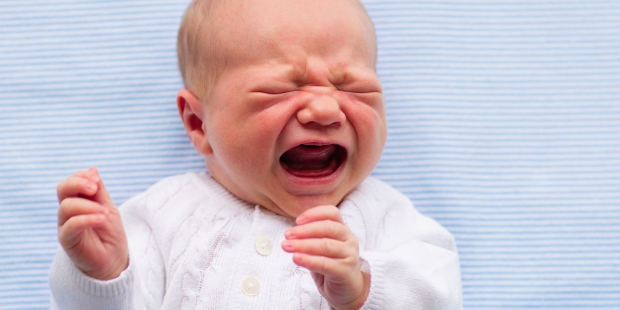 NEWBORN, CRYING
