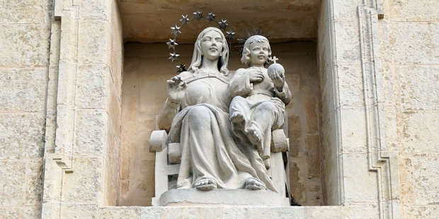 Malta under the Gaze of Mary