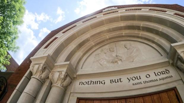 St. Thomas Aquinas University Parish