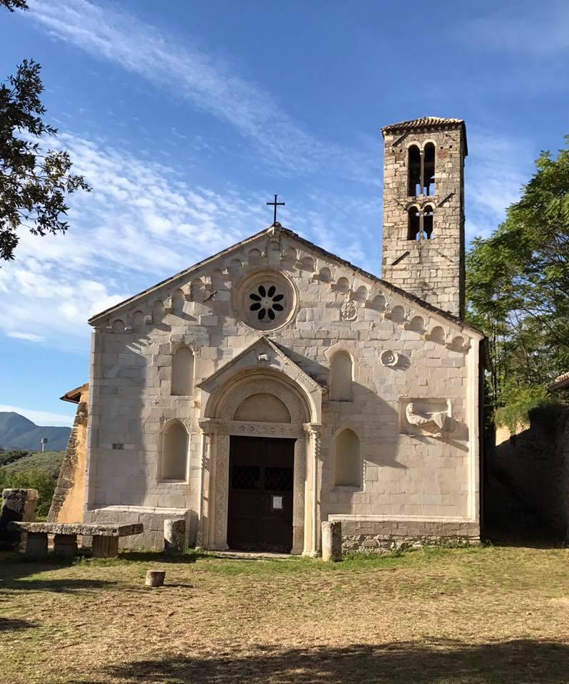 WALK THE SAINT FRANCIS CAMINO IN ITALY